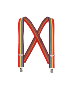 """2"""" Casual Suspender with Novelty Webbing"""